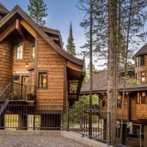 090  Snow Bear Chalets – Ponderosa And Tamarack 8322